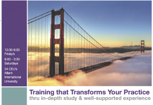Beyond Core SKills™ comes again to San Francisco to help couple therapists improve their therapy skills.